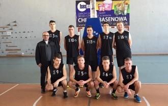 Mistrzostwa Powiatu Krakowskiego w koszykówce chłopców