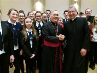 Spotkanie z Nuncjuszem Apostolskim