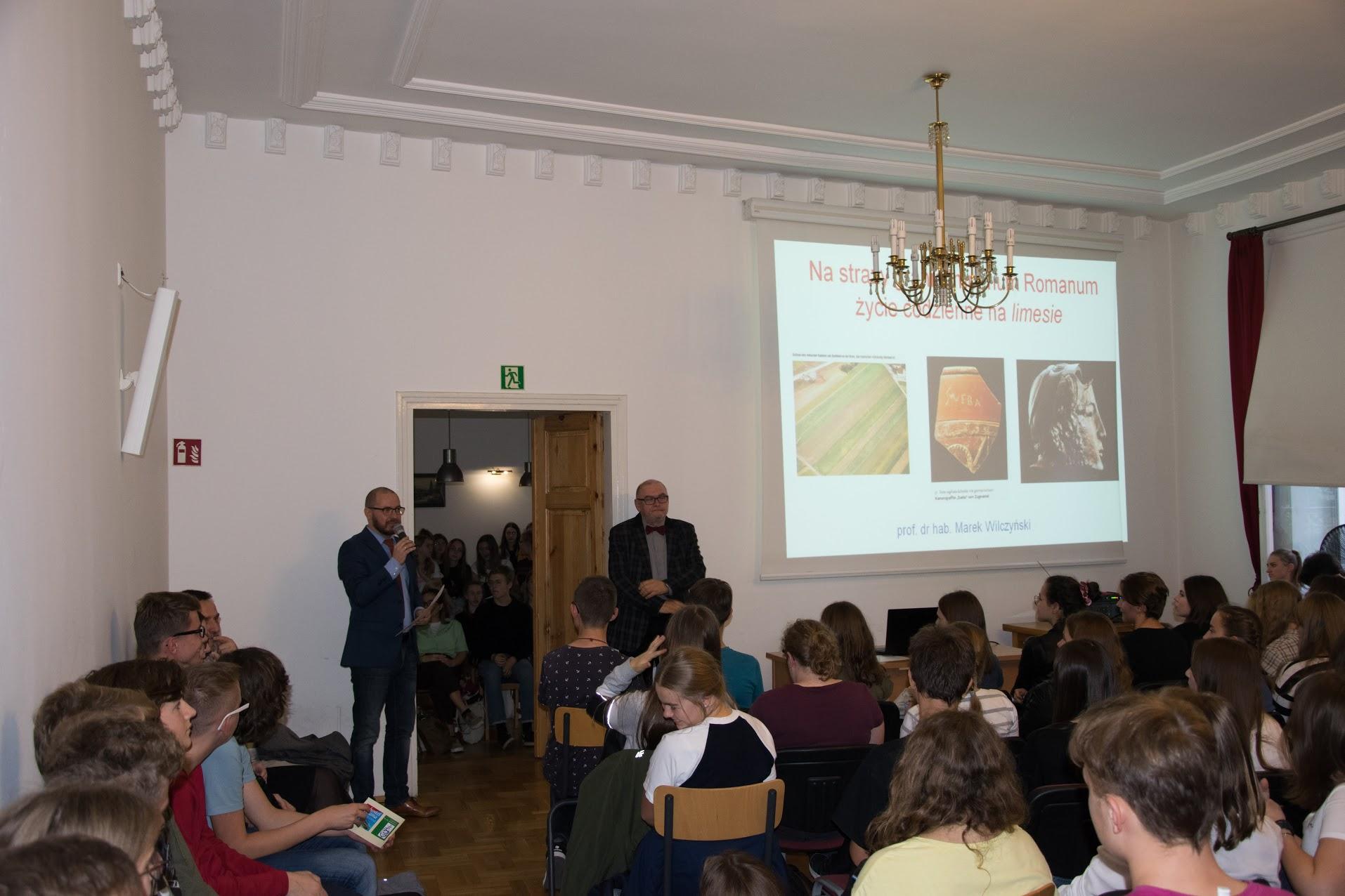 Inauguracja Akademii Siemaszkowskiej